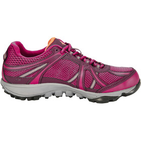 Columbia Conspiracy Switchback Zapatillas Omni-TECH Mujer, deep blush/coral flame